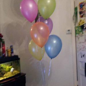ballonnenset helium folie 1