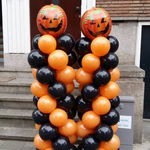 halloween pilaar 2